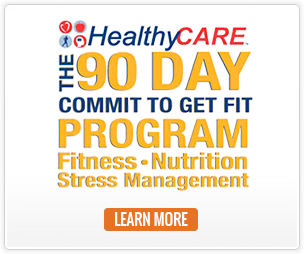90 Day Commit to Get Fit Promo